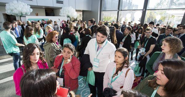 Empleo adecco acerca la realidad empresarial a j venes estudiantes de toda espa a - Oficinas de adecco en madrid ...