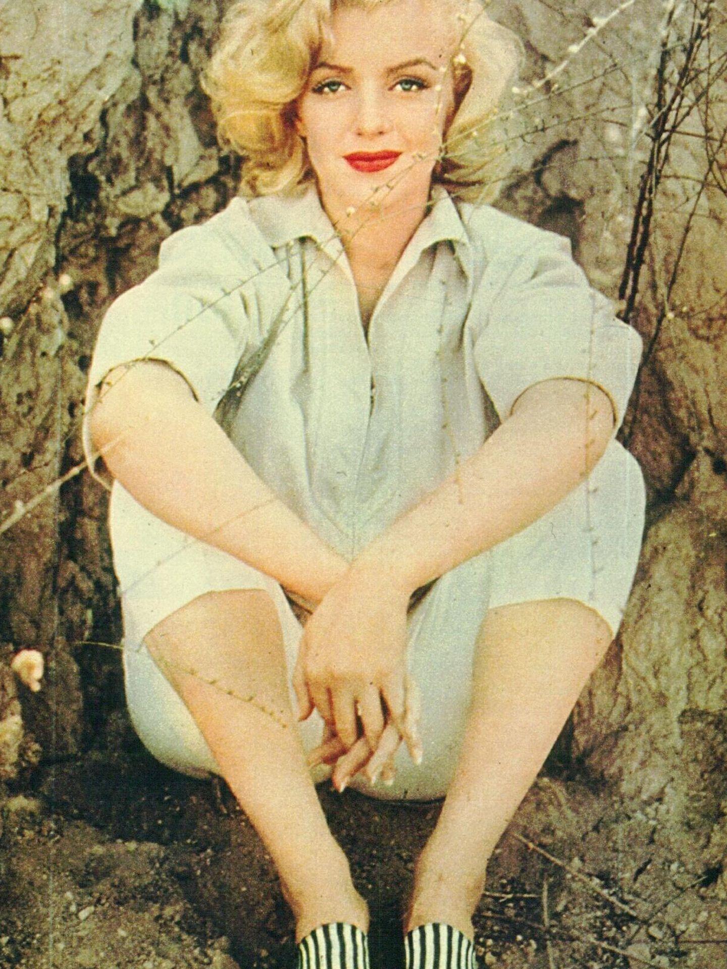 La actriz, en una fotografía de archivo (Gtres)