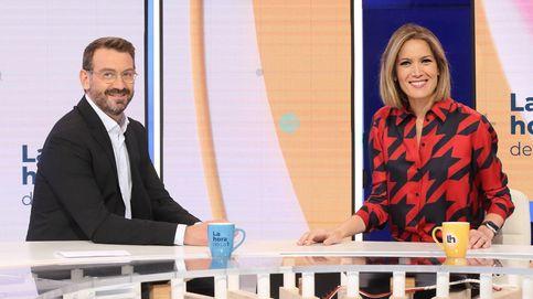 Marc Sala y Silvia Intxaurrondo, nueva pareja de 'La hora de La 1'