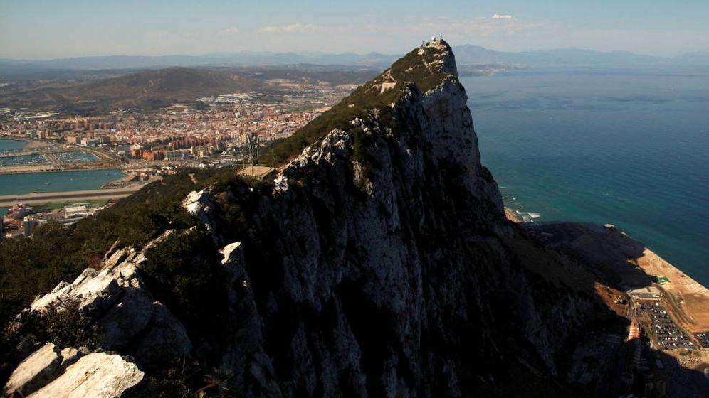 Foto: El peñón de Gibraltar. (Reuters)