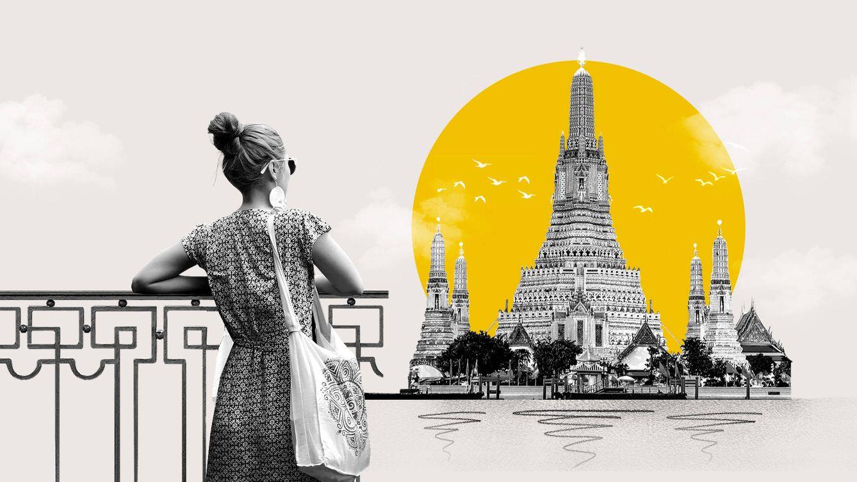 Viajes imposibles | 'Resacón en Bangkok' y lujo disparatado por 40 euros la noche