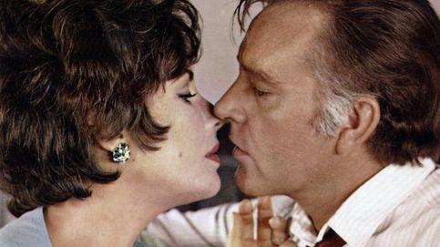 Hepburn y Tracy, Taylor y Burton... Los míticos (y no siempre idílicos) amores de Hollywood