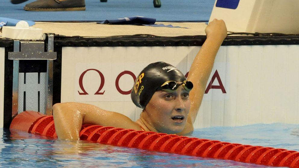 David Casinos y las nadadoras españolas dan más medallas