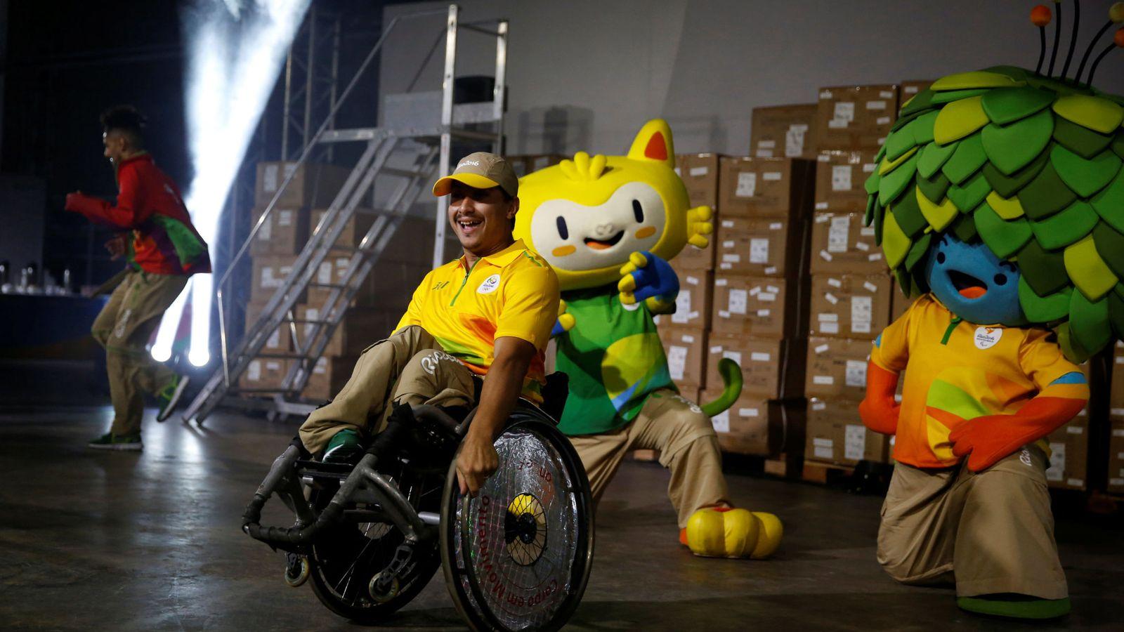 Foto: Tras los Juegos Olímpicos de Río, ya aparecen en el horizonte los Paralímpicos. (Pilar Olivares/Reuters)