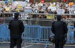 Cifuentes blinda Madrid por temor a un nuevo 15-M en plena campaña