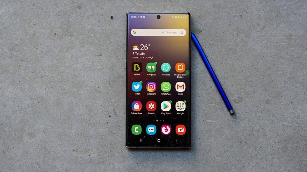 El Samsung Galaxy Note 10 +, a prueba: este móvil te va a dar de todo... pero eso se paga