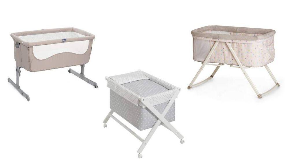 Foto: Mejores minicunas para bebés