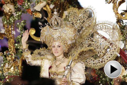 """Magia y glamour en el Carnaval de Tenerife dejan atrás el trago """"amargo"""" de 2007"""