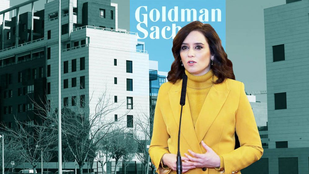 Foto: Goldman ha demandado al antiguo IVIMA