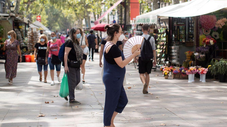 Test masivos en dos barrios de Barcelona este fin de semana para buscar asintomáticos