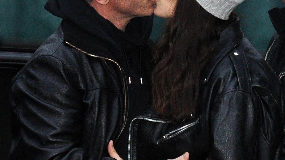 Eros Ramazzotti, padre de su tercer hijo con la modelo Marica Pellegrinelli