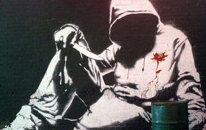 Banksy, el grafitero misterioso, critica el consumismo en su primer documental