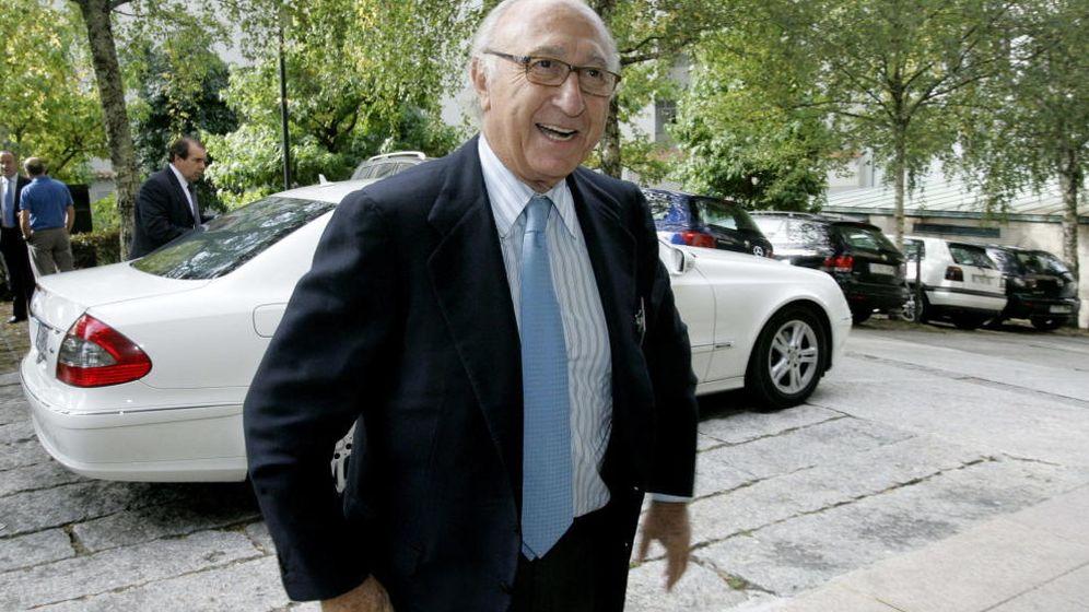 Foto: Juan Manuel Urgoiti, expresidente de Pescanova y de Banco Gallego. (EFE)