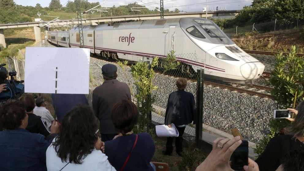 Imputado un responsable de Adif por el accidente de tren de Santiago