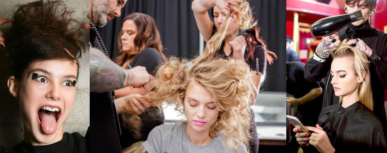 Foto: Antes de someterte a un cambio de look capilar debes dejar bien claro a tu peluquero lo que quieres (Imaxtree)