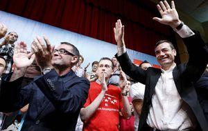 Pugna socialista en Parla por el reino del 'Invictus' Tomás Gómez