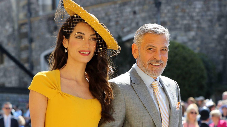 Meghan Markle y el príncipe Harry: ¿conocían a los Clooney cuando les invitaron a su boda?