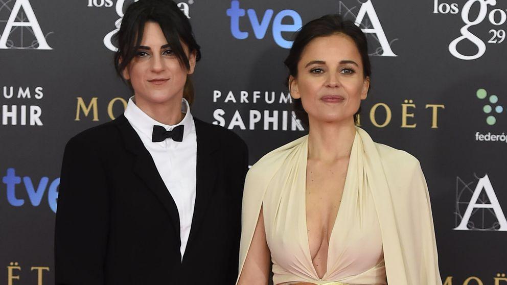 Elena Anaya y Beatriz Sanchís, dos ex muy bien avenidas en los Goya