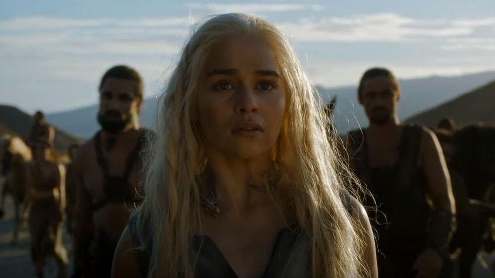 Foto: Daenerys es una de las protagonistas que aparece en el nuevo adelanto. (YouTube)