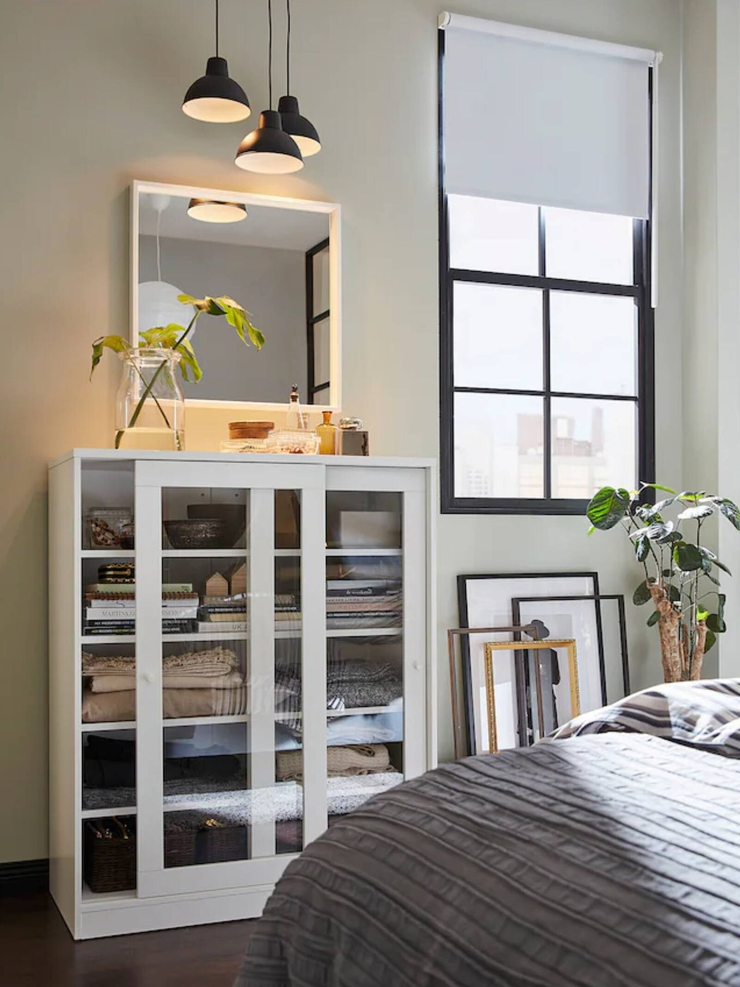 Este mueble de Ikea es ideal para todas las habitaciones de la casa. (Cortesía)