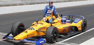 Post de Fernando Alonso en directo: se juega su presencia en las 500 Millas de Indianápolis