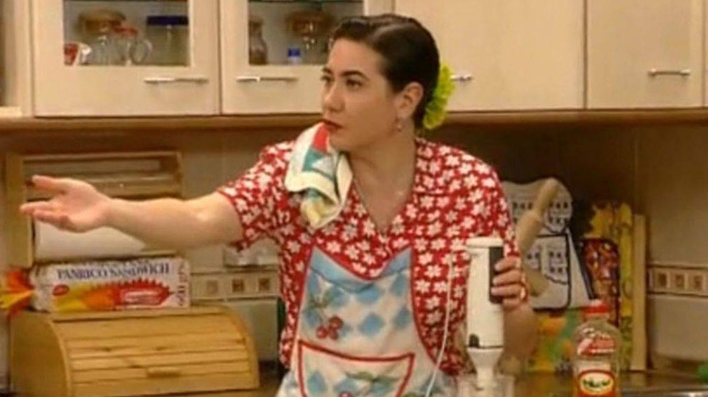 Luisa Martín, en 'Médico de familia'. (Mediaset)