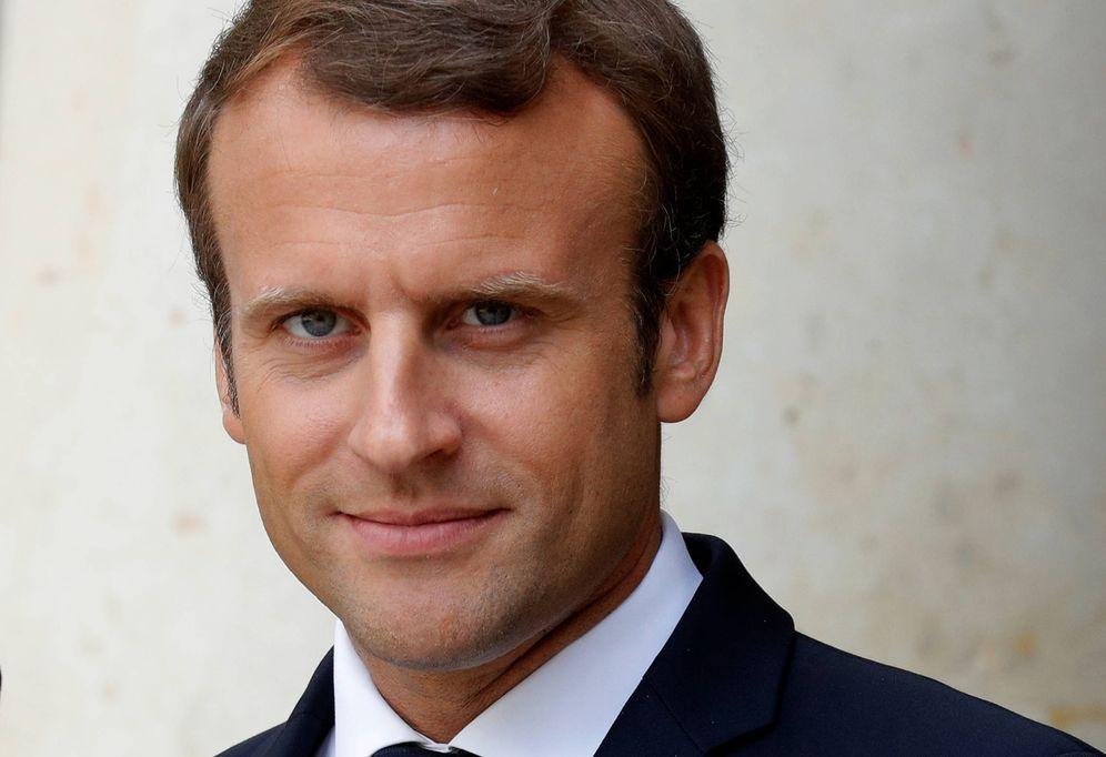 Foto: No es necesario que inviertas cantidades desorbitadas en maquillaje como Emmanuel Macron para lucir un aspecto saludable. (Reuters)