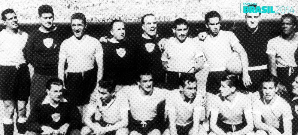 Foto: Brasil '50: el Mundial del 'Maracanazo'