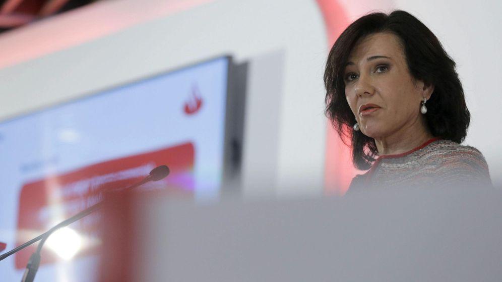Foto: La presidenta del Banco Santander, Ana Patricia Botín. (EFE)