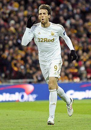 Un 'error' del Swansea no aplaca la ganas de Michu de seguir triunfando en el conjunto galés