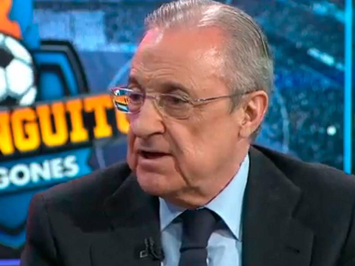 """Florentino Pérez ya se siente Bernabéu: """"Salvé al Madrid y ahora voy a  salvar el fútbol"""""""