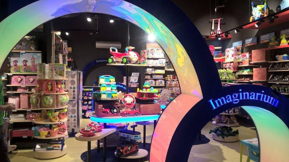 Foto: Una tienda de Imaginarium. (EFE)