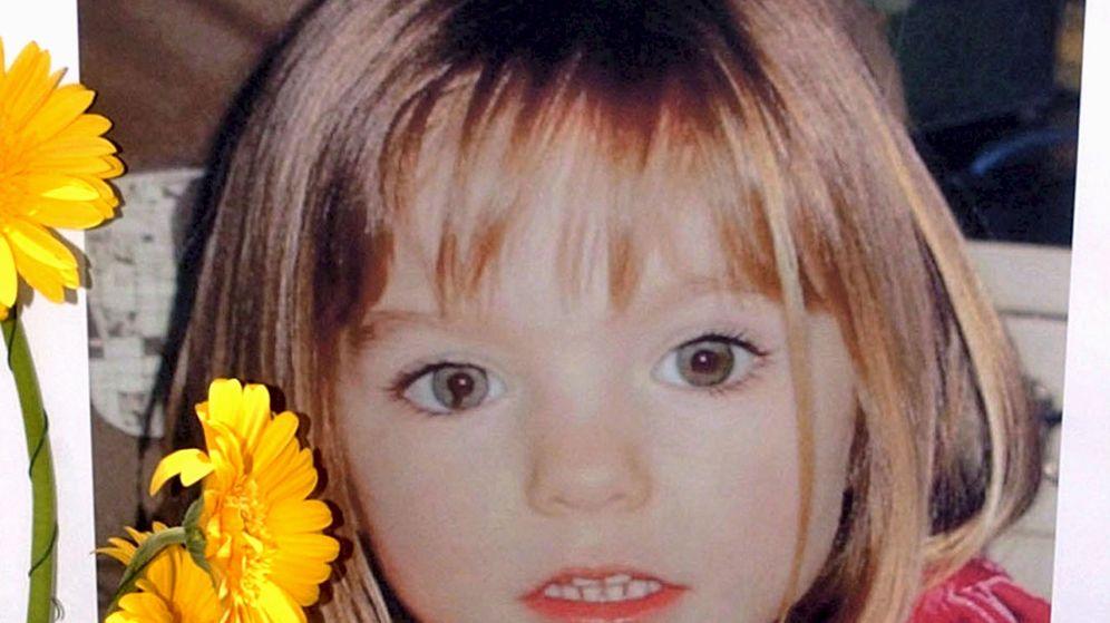 Foto: Foto de archivo de la niña. (EFE)