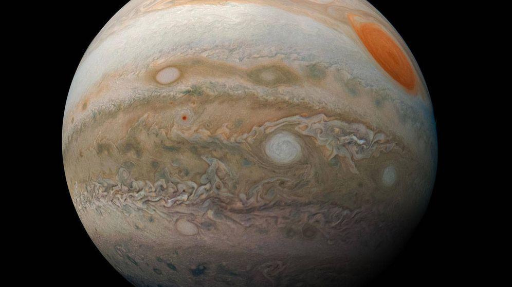 Foto: Júpiter. (NASA)