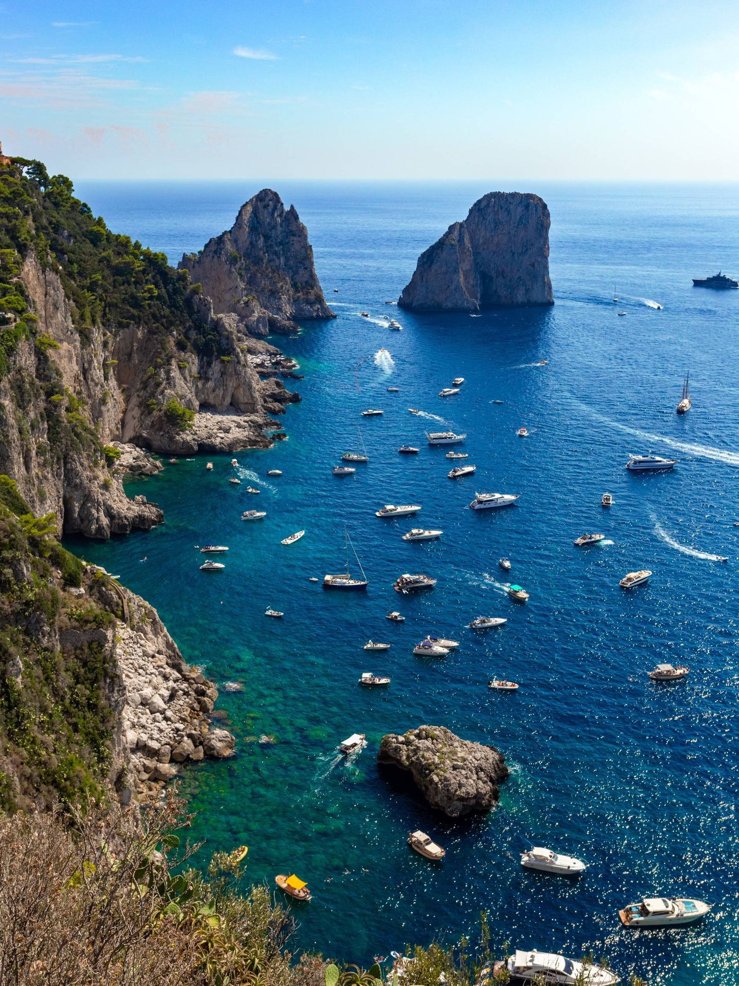Capri. (Unsplash)