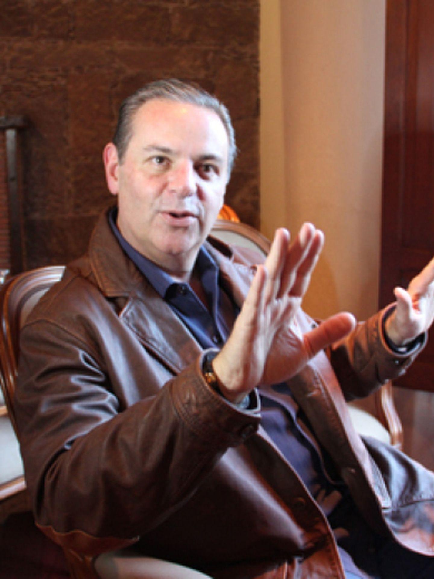 Miguel Valladares, segundo accionista de Zinkia