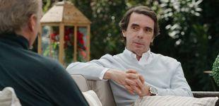 Post de  Para entrevistar a Aznar, hace falta ser Bertín