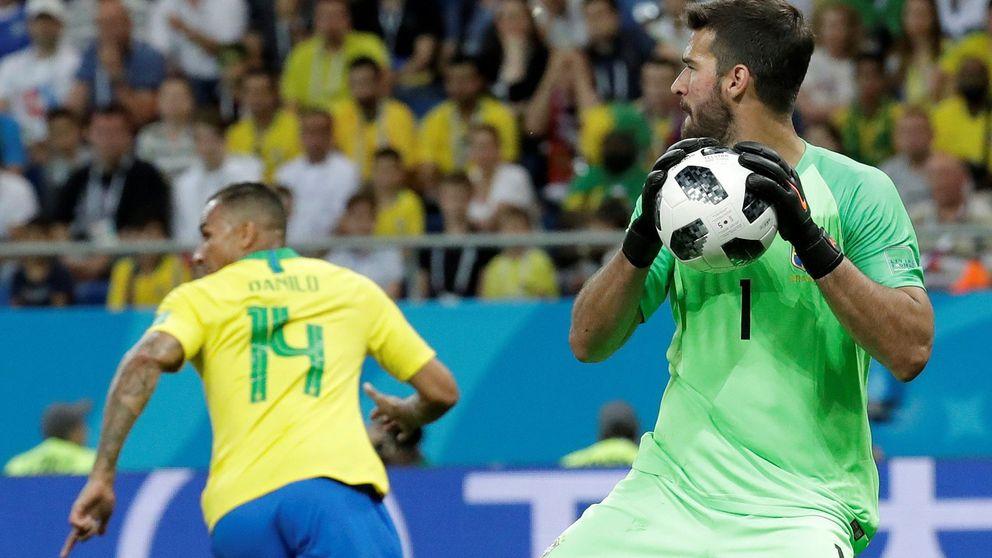La portería del Madrid se complica: los problemas de Alisson, De Gea y Courtois