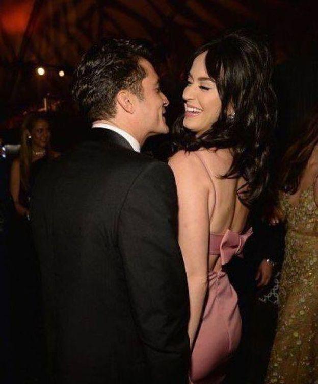 Foto: Orlando Bloom y Katy Perry en una imagen de archivo (Gtres)