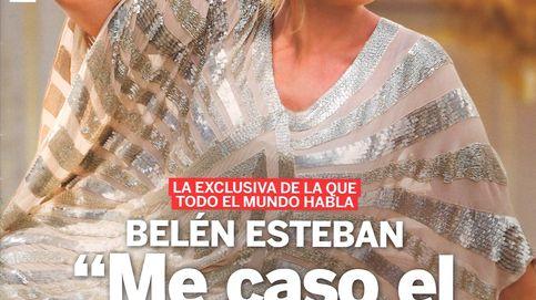 Kiosko: De la boda de Belén Esteban a la cuenta atrás para la de Marta Ortega