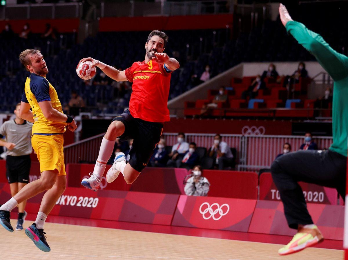 Foto: Los 'Hispanos' pasan a semifinales en Tokio (EFE)