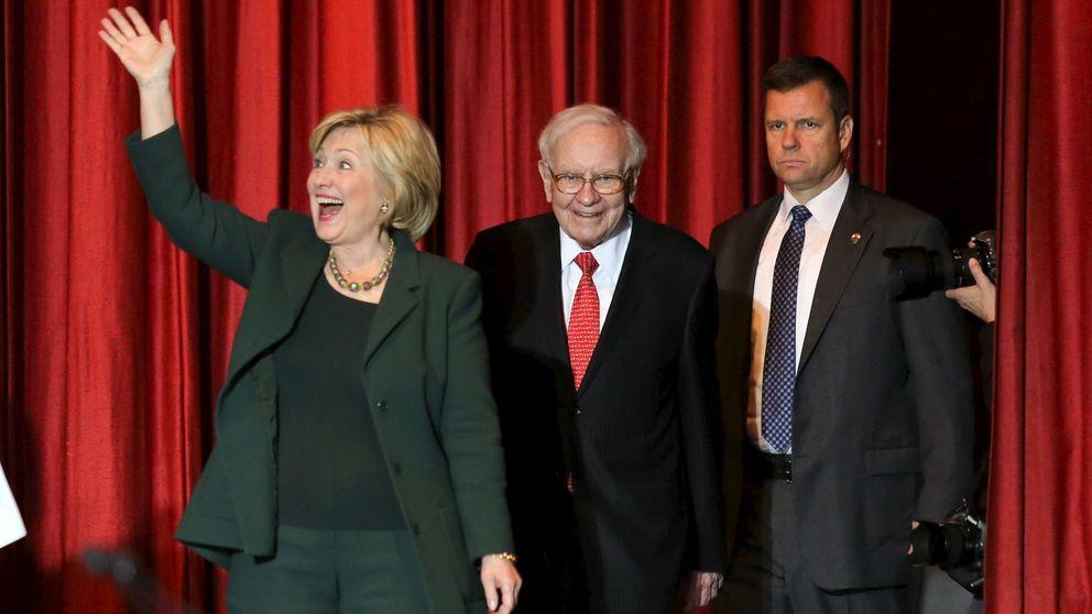 Buffett contra Trump: el gurú contra el magnate
