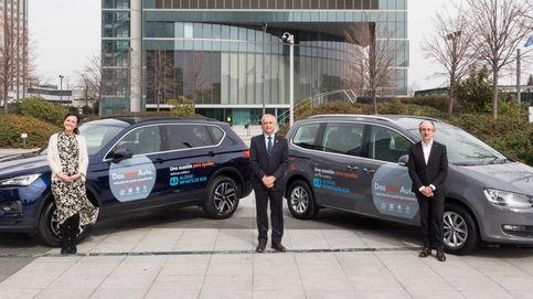 Das WeltAuto cede siete vehículos a Aldeas Infantiles SOS para la movilidad de unos 300 niños