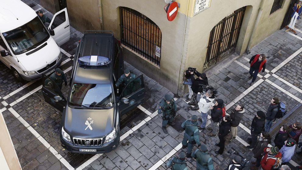 Rajoy acaba su mandato dejando 402 etarras en la cárcel, la cifra más baja desde 1985