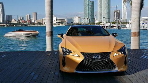 Lexus y el glamour de los grandes del lujo