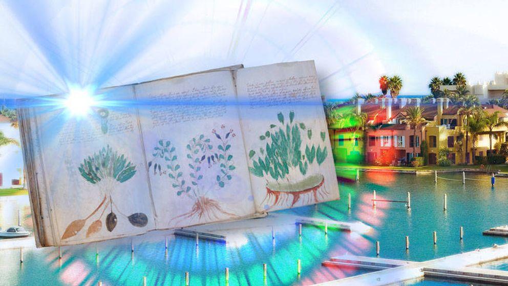 Por qué se vende en Sotogrande el Códice Voynich, el libro más raro del mundo