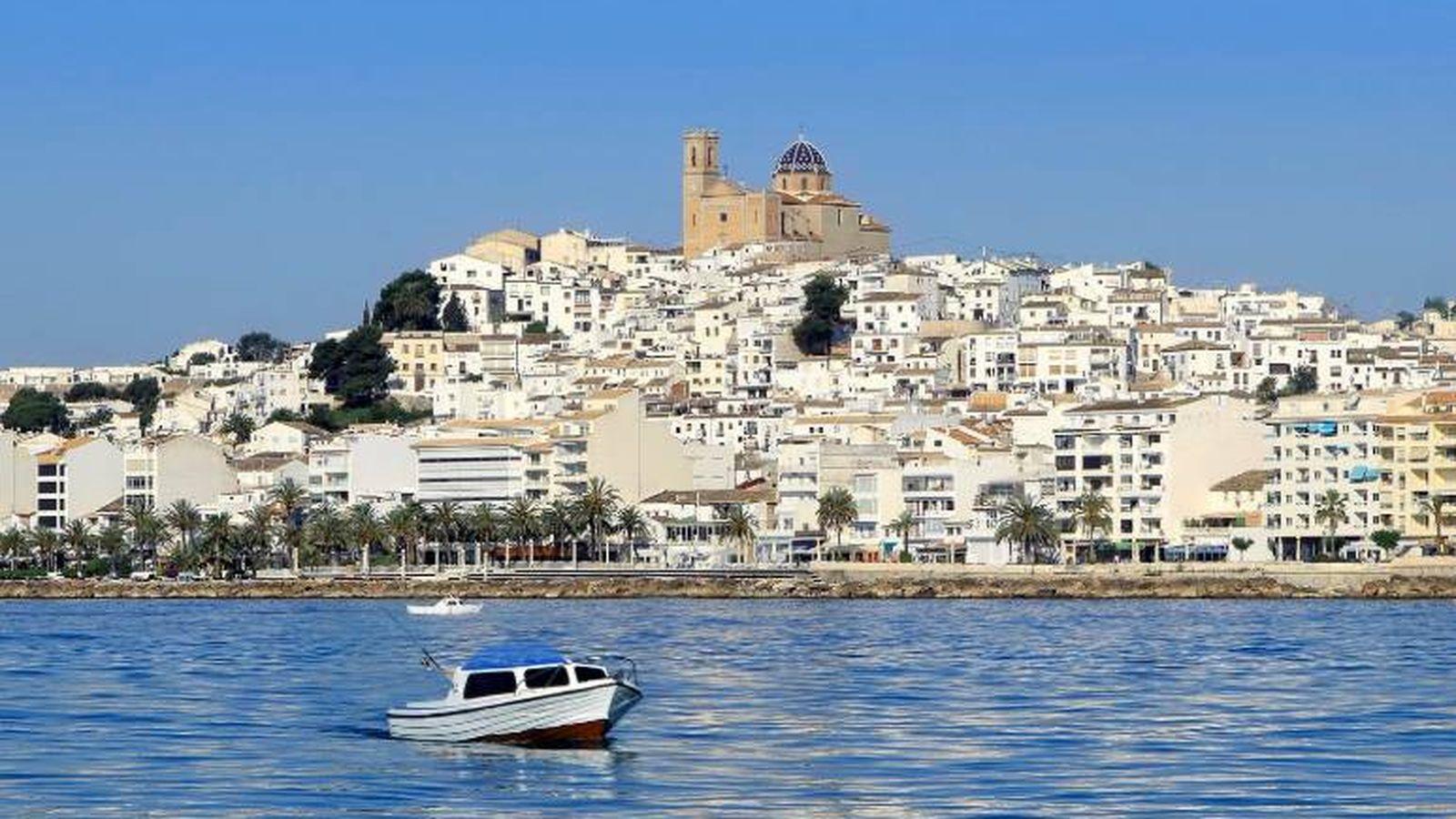 Foto: No está en el mar Egeo, sino en nuestro Mediterráneo: es Altea. (Foto: Hotel Tossal)