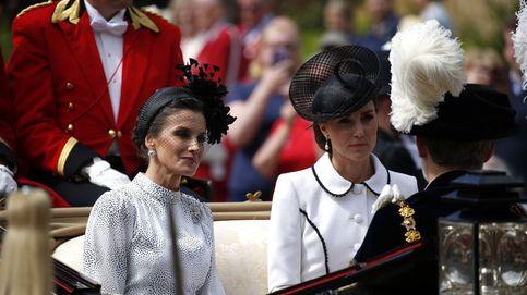 Kate y Letizia, de su elegancia a su frialdad: así refleja la prensa europea su encuentro
