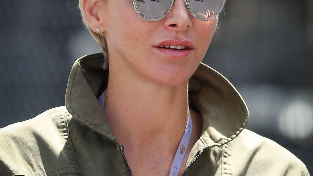 Foto:  Charlène de Mónaco está espléndida. (Gtres)