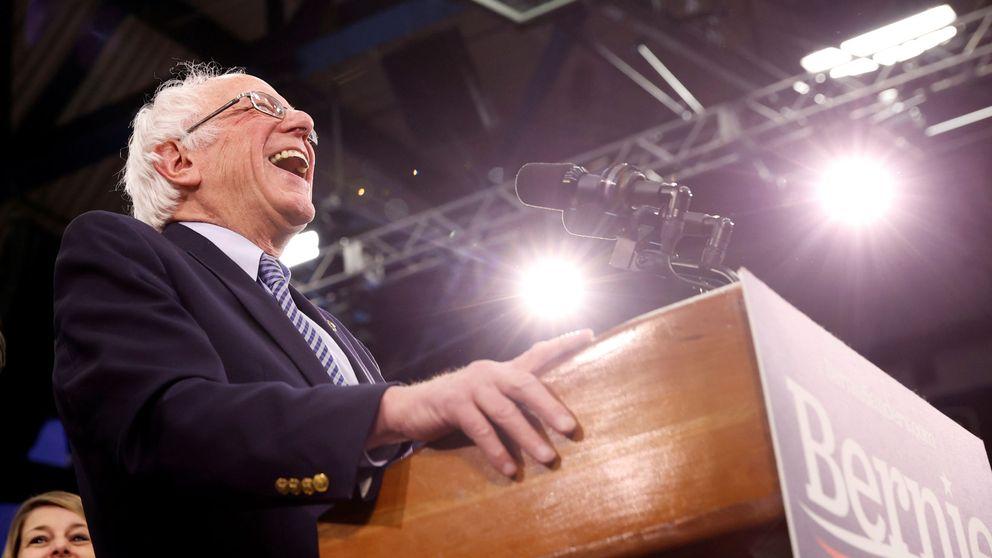 Sanders sube, Buttigieg aguanta y Warren se hunde: las claves de las primarias en EEUU